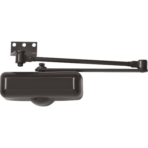 Tell Brown Grade 3 Residential Door Closer