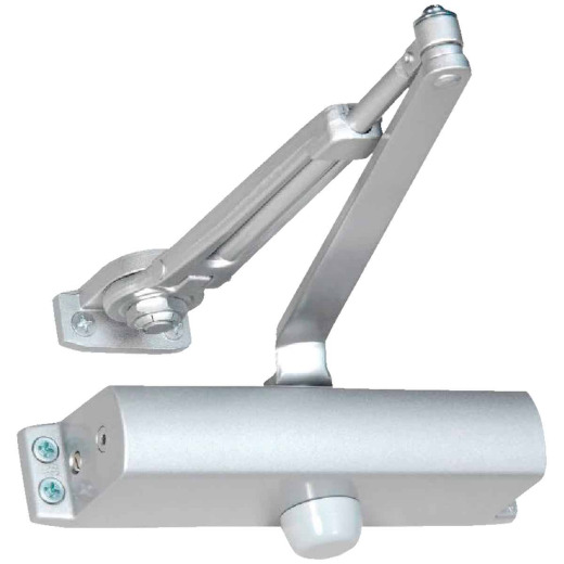 Yale Aluminum Size 1-4 ADA Hold Open Door Closer