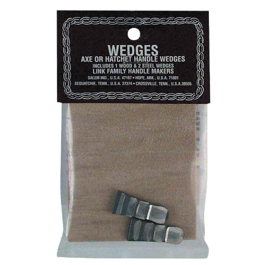 Do it Wood & Steel Handle Wedge for Axe or Hatchet (3-Pack)