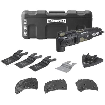 Rockwell Sonicrafter 3.5-Amp Oscillating Tool Kit