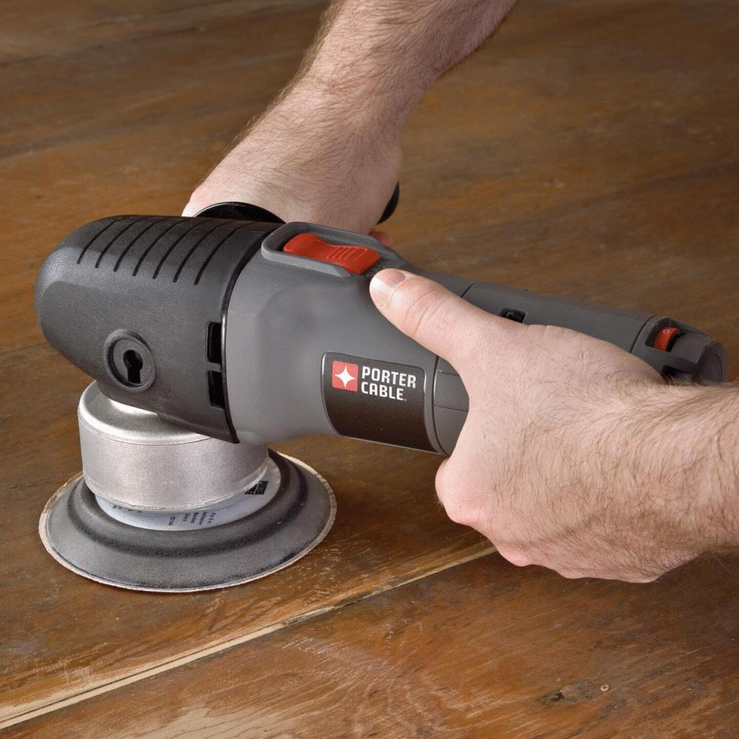 Porter Cable 5 In. 4.5A Finish Sander Image 2