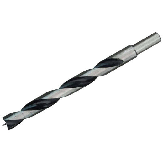 Milwaukee 1/2 In. High Speed Steel Brad Point Drill Bit