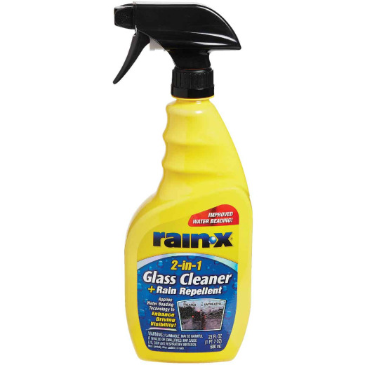 RAIN-X 2-in-1 23 Oz. Trigger Spray Rain Repellent and Automotive Glass Cleaner
