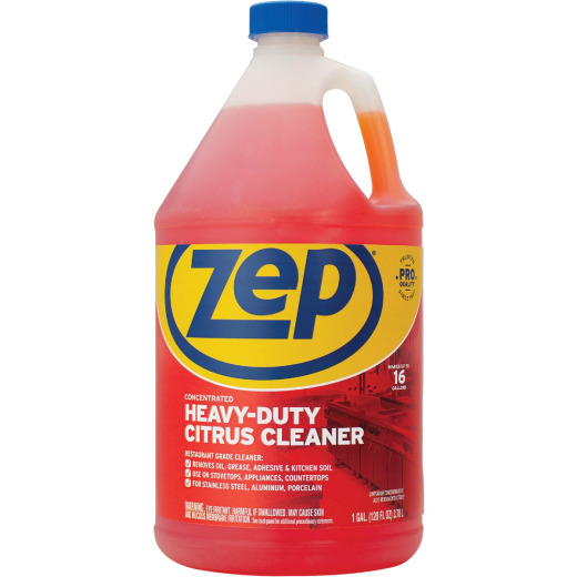 Zep Commercial 1 Gal. Heavy Duty Liquid Cleaner & Degreaser