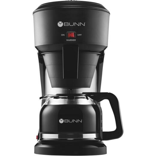 Bunn SpeedBrew 10 Cup Black Classic Coffee Brewer