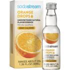 SodaStream 1.36 Oz. Orange Sparkling Water Fruit Drops Image 1