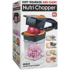 NutriChopper 7-Piece Food Chopper Image 1