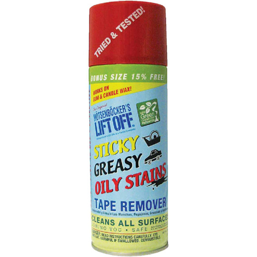 Motsenbocker's Lift-Off 12 Oz. Aerosol Grease & Adhesive Remover