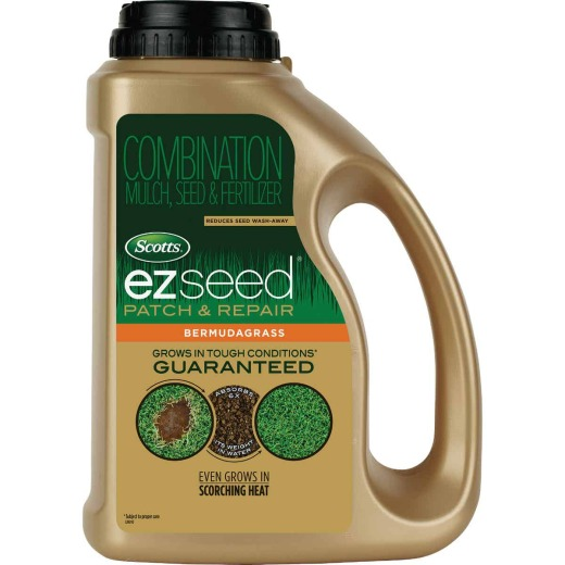 Scotts eZ Seed 3.75 Lb. 85 Sq. Ft. Coverage Bermuda Grass Patch & Repair