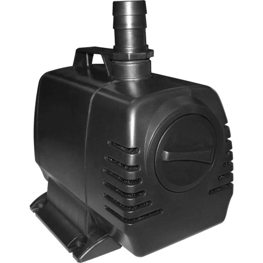 PondMaster Eco 1350GPH 1 In. or 1-1/2 In. Waterfall Pond Pump