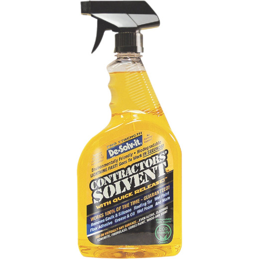 De-Solv-it 32 Oz. Super Strength Contractors' Spray Solvent Adhesive Remover