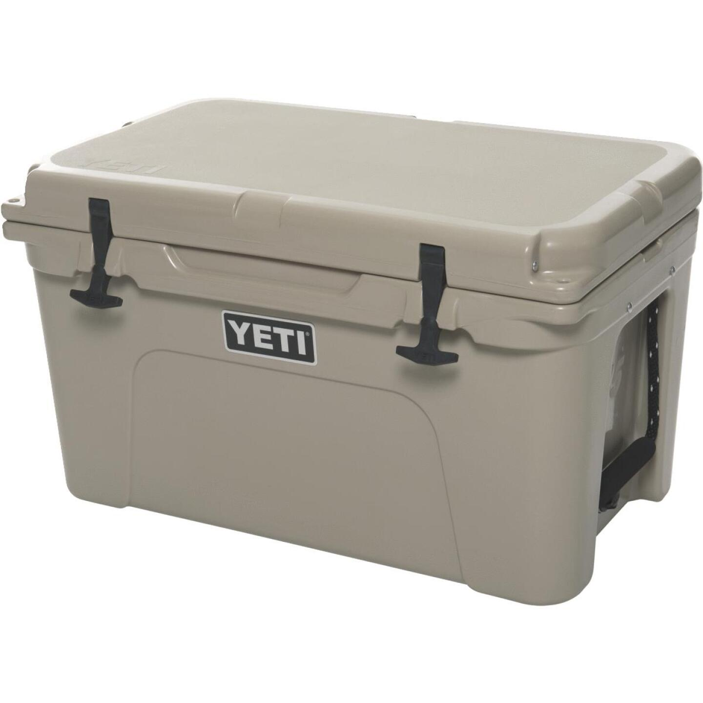 Yeti Tundra 45, 28-Can Cooler, Tan Image 1