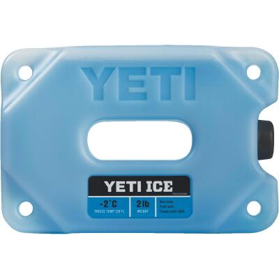 Yeti Ice 2 Lb. Blue Cooler Ice Pack
