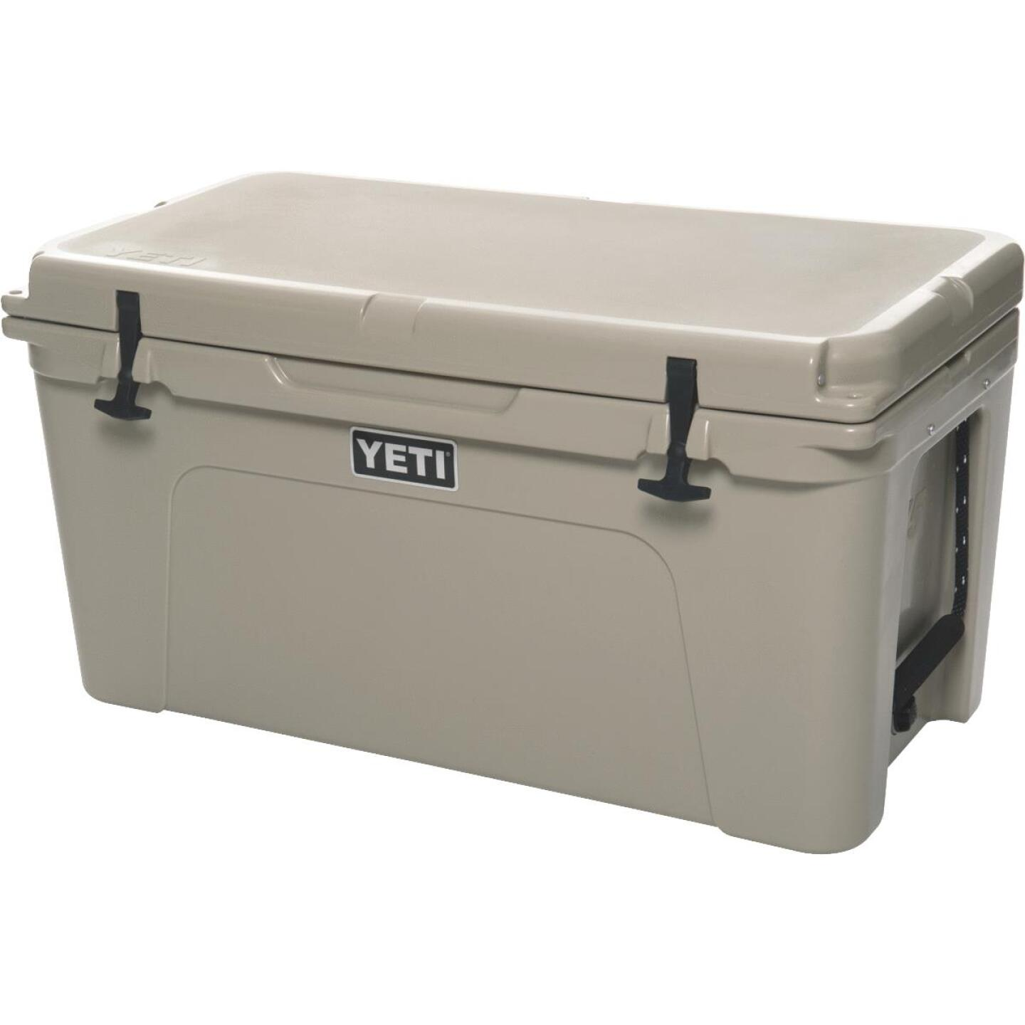 Yeti Tundra 75, 57-Can Cooler, Tan Image 1