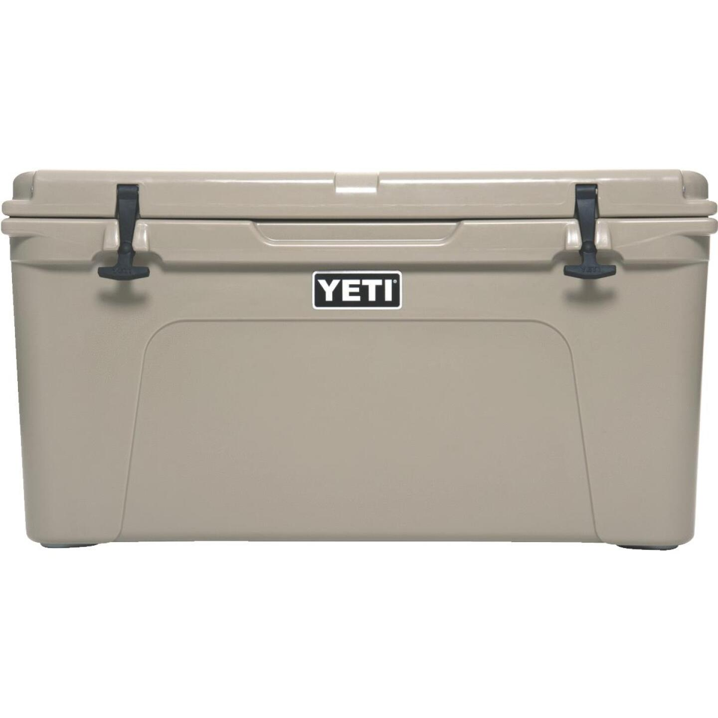 Yeti Tundra 75, 57-Can Cooler, Tan Image 2