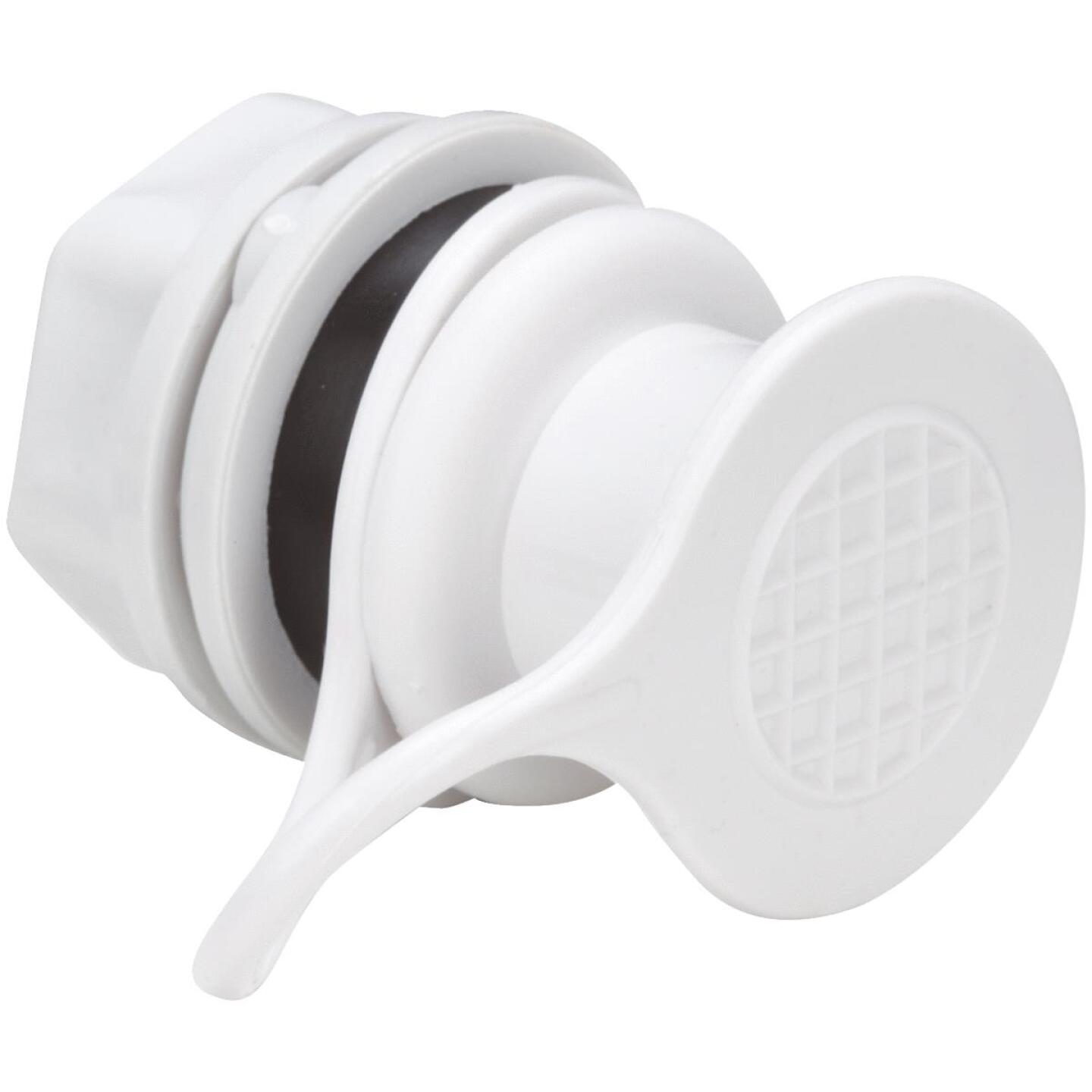 Igloo Triple Snap Push Cap Cooler Drain Plug Image 1