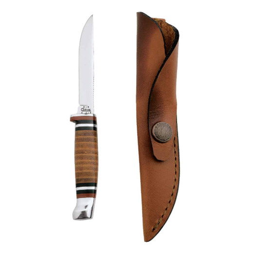 Case 3-1/4 In. Surgical Steel Fixed Blade Knife