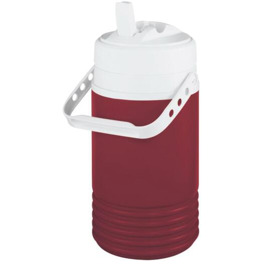 Igloo Legend 1/2 Gal. Red Water Jug
