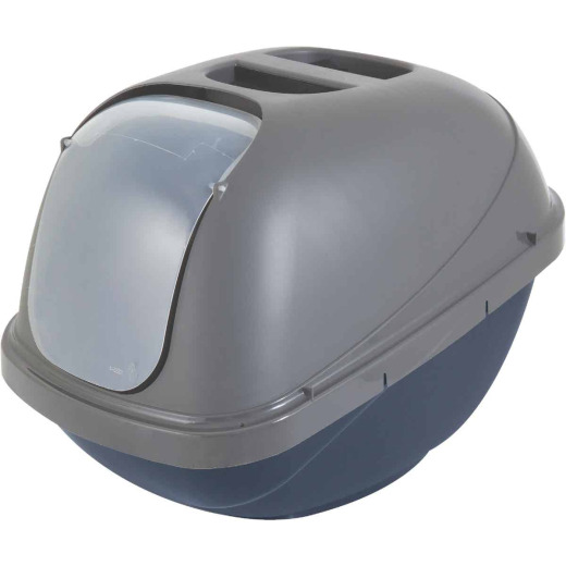 Petmate Large Plastic Hooded Litter Box